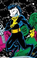 Badordes (Earth-691) from Guardians of the Galaxy Vol 1 22 0001