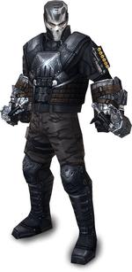 Brock Rumlow (Earth-TRN012) from Marvel Future Fight 003
