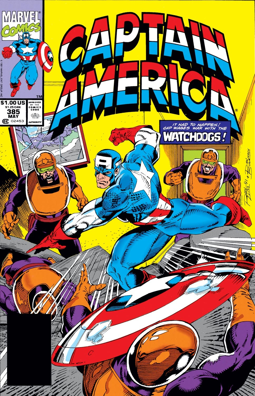 Captain America Vol 1 385