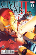 Civil War II Vol 1 0 Fried Pie Exclusive Variant