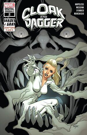 Cloak and Dagger - Marvel Digital Original Vol 1 2