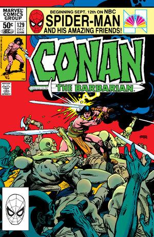 Conan the Barbarian Vol 1 129
