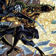 Creed Quinn (Earth-9602) from Legends of the Dark Claw Vol 1 1 0001