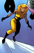 Crystalia Amaquelin (Earth-8101) from Marvel Apes Vol 1 3 001