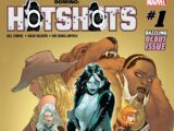 Domino: Hotshots Vol 1 1