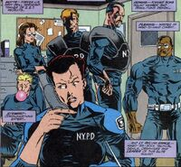Extreme Emergency Team (Earth-616) from Spider-Man Web of Doom Vol 1 2 001
