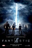 Fantastic Four (2015 film) poster 001