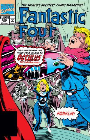 Fantastic Four Vol 1 363