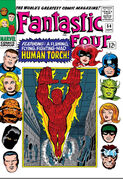Fantastic Four Vol 1 54