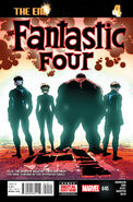 Fantastic Four Vol 1 645