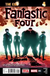 Fantastic Four Vol 1 645