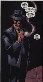 Frederick Foswell (Earth-1610) from Ultimate Spider-Man Vol 1 9 001