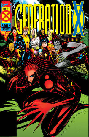 Generation X Vol 1 2