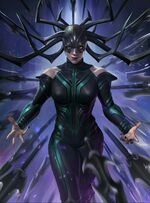 Hela Odinsdottir (Earth-TRN662) from Marvel Contest of Champions 004