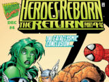 Heroes Reborn: The Return Vol 1 4