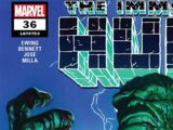 Immortal Hulk Vol 1 36