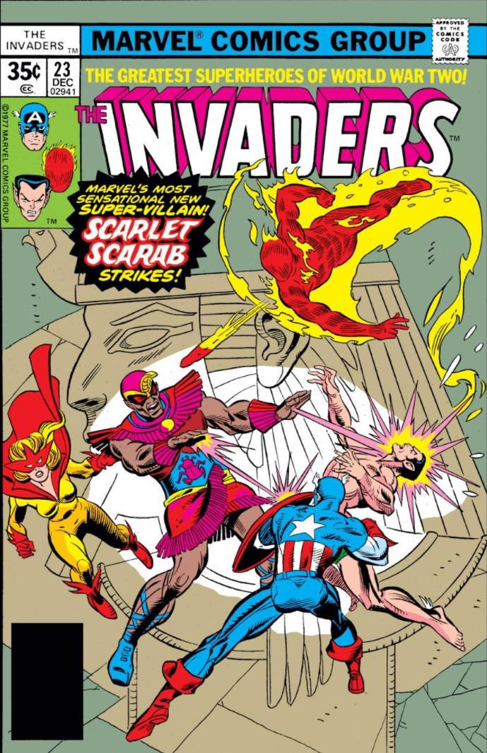 Invaders Vol 1 23