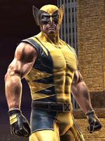 James Howlett (Earth-TRN009) from Spider-Man Web of Shadows 001