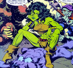 Jennifer Walters (Earth-Unknown) from Sensational She-Hulk Vol 1 50 0003