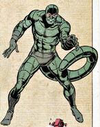 MacDonald Gargan (Earth-616) from Official Handbook of the Marvel Universe Vol 1 9 0001