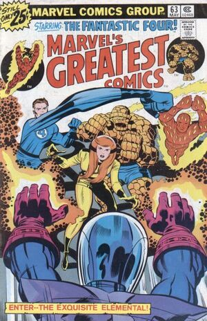 Marvel's Greatest Comics Vol 1 63