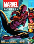 Marvel Fact Files Vol 1 1