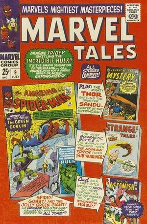 Marvel Tales Vol 2 9