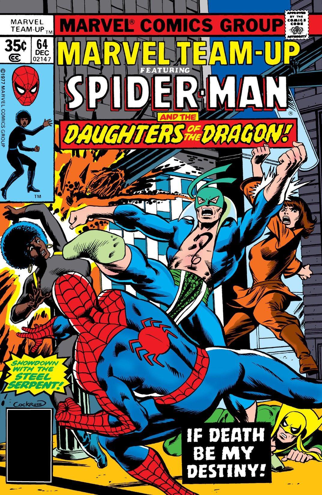 Marvel Team-Up Vol 1 64