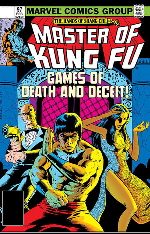 Master of Kung Fu Vol 1 97