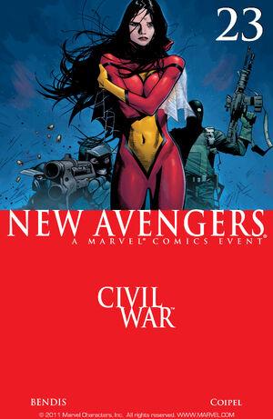 New Avengers Vol 1 23