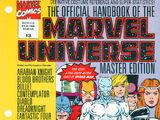 Official Handbook of the Marvel Universe Master Edition Vol 1 13