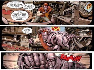 Paras Gavaskar (Earth-616) from X-Men Legacy Vol 1 226 001