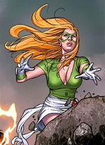 Petra (Earth-98193) from What If X-Men Deadly Genesis Vol 1 1 0001