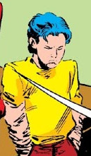 Robert Saunders (Earth-616) from Amazing Spider-Man Annual Vol 1 20 0001
