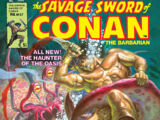 Savage Sword of Conan Vol 1 37