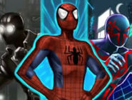Spider-Men (Earth-TRN579) from Spider-Man Shattered Dimensions 005