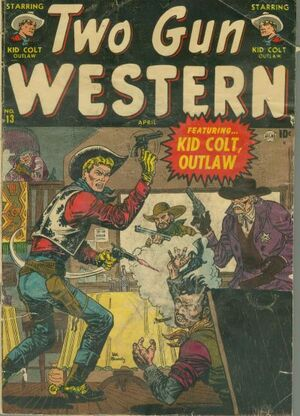 Two Gun Western Vol 1 13