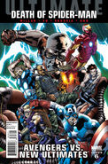 Ultimate Avengers vs. New Ultimates Vol 1 6 Hitch Variant