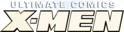 Ultimate Comics X-Men Logo 0001