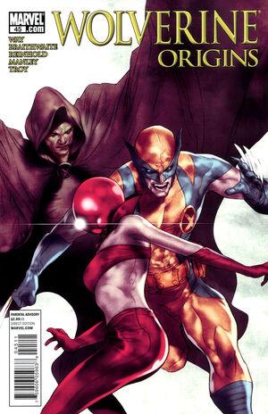 Wolverine Origins Vol 1 45