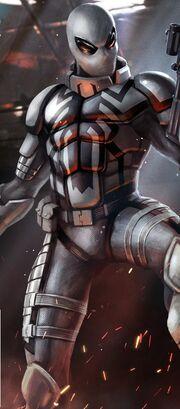 Agent Anti-Venom (Eugene Thompson) from Spider-Man Unlimited (video game) 001