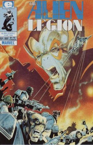 Alien Legion Vol 1 2