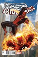 Amazing Spider-Man Vol 1 700.5 In Hyuk Lee Variant