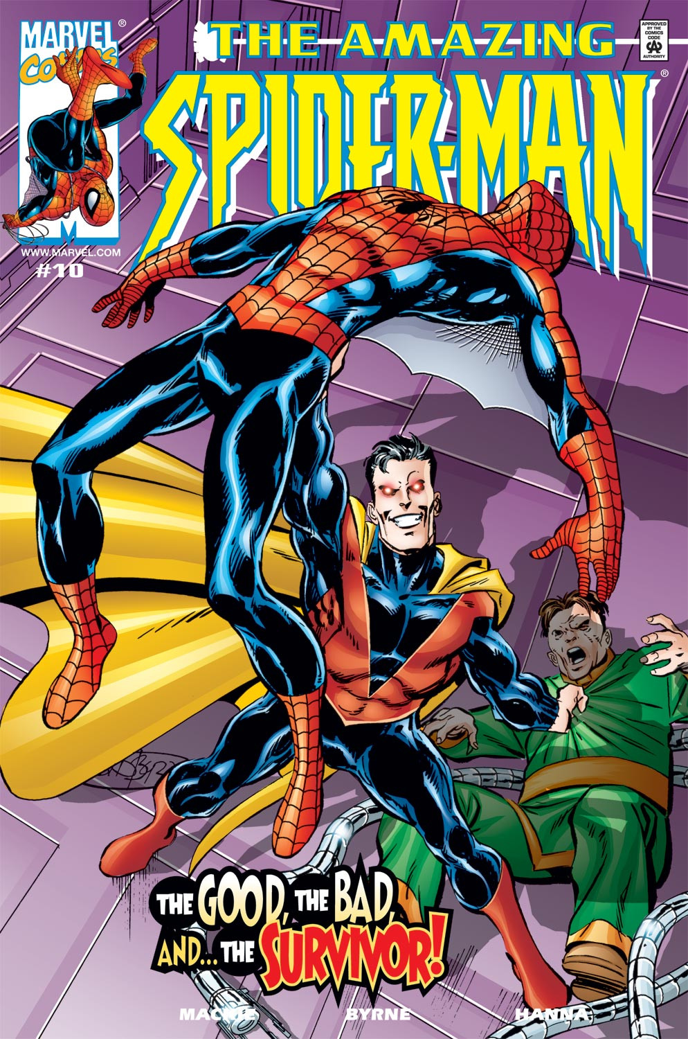 Amazing Spider-Man Vol 2 10