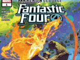 Annihilation - Scourge: Fantastic Four Vol 1 1