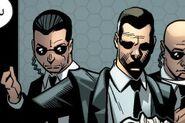 Barack Obama (Earth-1610) Ultimate Comics X-Men Vol 1 1