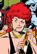 Belle (Earth-616) from Wolverine Vol 2 2 0001