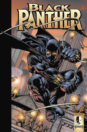 Black Panther Enemy Of The State TPB Vol 1 1