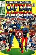 Captain America Annual Vol 1 1