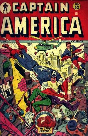 Captain America Comics Vol 1 53